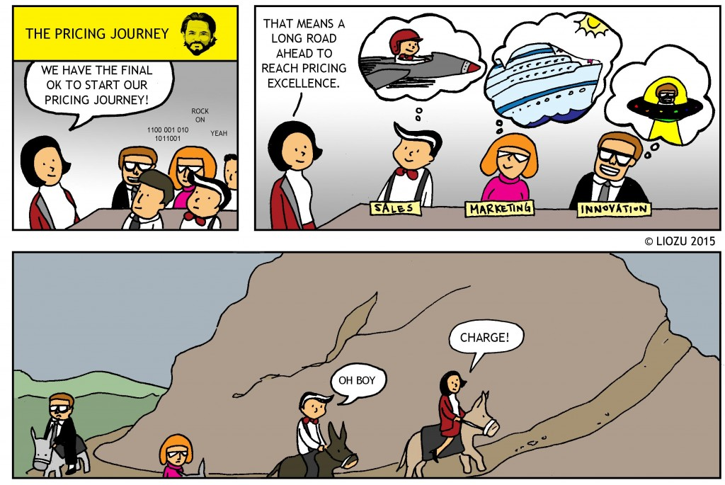 Pricing Comic The Pricing Journey LR